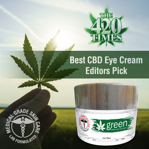 SkinPro Eye Cream with CBD